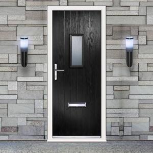 composite front door material
