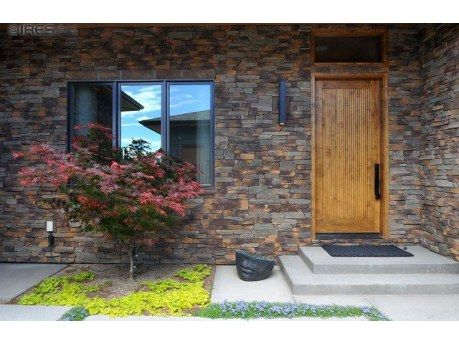 country front door ideas